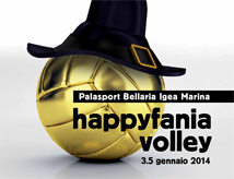 Torneo Happyfania Volley 2014 a Bellaria Igea Marina