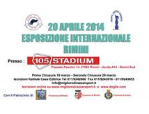 Esposizione Internazionale Canina 2014 al 105 Stadium di Rimini