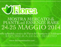 Edizione 2014 di Florea a San Marino