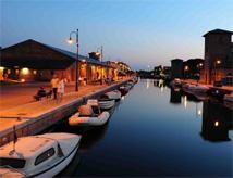 Borgo Marina Vetrina di Romagna 2014 a Cervia