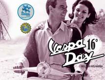 Raduno Vespa Day 2014 a Bellaria