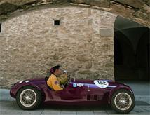 Mille Miglia 2014 a San Marino