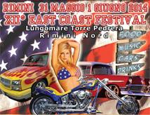 12esima edizione di East Coast Festival a Torre Pedrera