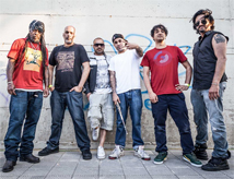 Concerto degli Asian Dub Foundation al Rock Planet di Pinarella