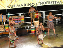 San Marino Etnofestival 2014