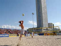 Campionati Europei Under 20 di Beach Volley 2014 a Cesenatico