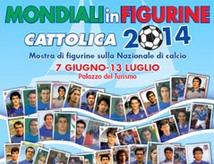 Mostra Mondiali in Figurine 2014 a Cattolica