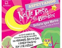 La Notte Rosa dei Bambini 2014 a Bellaria Igea Marina