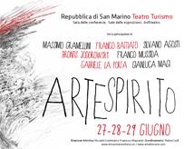 Arte e Spirito 2014 a San Marino