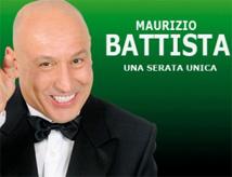 Maurizio Battista in scena all'Arena della Regina di Cattolica