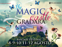 The Magic Castle 2014 a Gradara