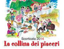 Scorticata: La Collina dei Piaceri 2014 a Torriana