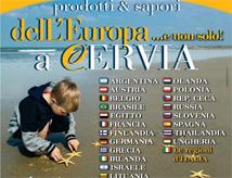 Mercato dei Prodotti & Sapori dell'Europa 2014 a Cervia
