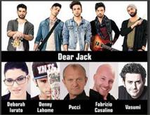 Radio Deejay a Riccione con Dear Jack, Deborah Iurato, Denny Lahome e i comici