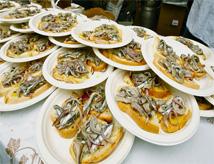 Il Pesce fa Festa 2014 a Cesenatico