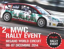 Misano World Circuit Rally Event 2014