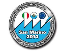 Campionato Europeo di Tiro con l'Arco Indoor 2014 a San Marino
