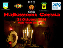 Halloween 2014 a Cervia