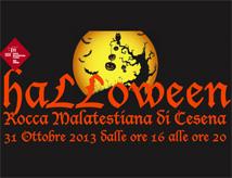 Halloween 2014 alla Rocca Malatestiana di Cesena