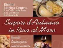 Sapori d'Autunno in Riva al Mare 2014 a Rimini