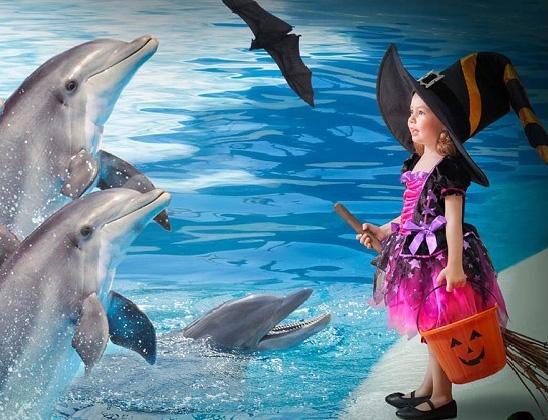 Halloween 2014 a Oltremare di Riccione