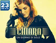 Compleanno del Centro Commerciale Azzurro di San Marino con Chiara Galiazzo