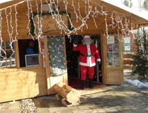 La Baita di Babbo Natale 2014 a Cervia