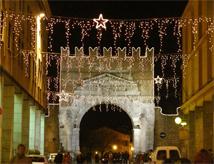 Rimini Christmas Square 2014