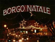 Borgo Natale 2014 al Borgo San Giuliano di Rimini