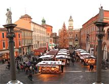 Mercatini di Natale 2014 di Ravenna