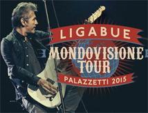 Concerto Ligabue Mondovisione Tour 2015 al 105 Stadium a Rimini