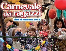 Carnevale dei Ragazzi 2015 a Ravenna