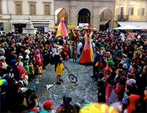 Carnevale Color Coriandolo 2015 a Rimini
