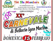 Carnevale 2015 di Bellaria Igea Marina