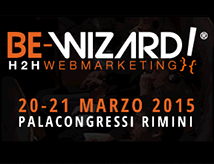 Be-Wizard 2015: Human to Human Web Marketing a Rimini