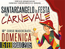 Carnevale 2015 di Santarcangelo