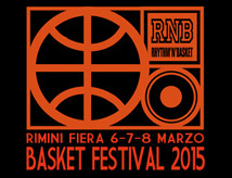 Rhythm'n'Basket 2015 a Rimini