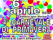 Carnevale di Primavera 2015 a Bellaria
