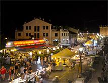 Borgo Marina Vetrina di Romagna 2015 a Cervia