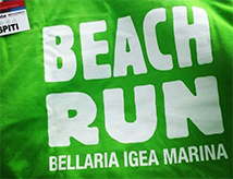 Riviera Beach Run 2015 a Bellaria Igea Marina