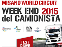 Week End del Camionista 2015 al Misano World Circuit