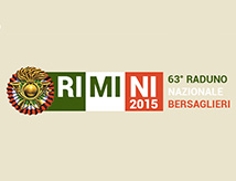 63esimo Raduno Nazionale Bersaglieri a Rimini