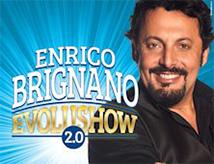 Enrico Brignano: Evolushow 2.0 all'Arena della Regina di Cattolica