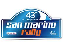 43esima edizione del San Marino Rally