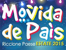 Movida de Pais 2015 a Riccione