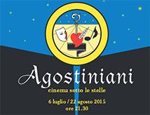 Cinema sotto le stelle alla Corte degli Agostiniani di Rimini