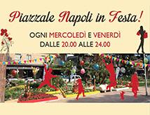 Piazzale Napoli in Festa 2015 a Milano Marittima