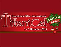 TitaniCat Christmas Edition 2015 a San Marino