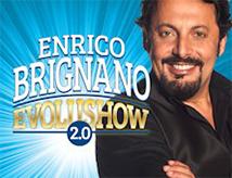 Enrico Brignano Evolushow 2.0 al Carisport di Cesena