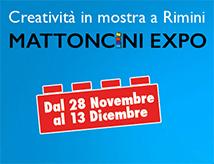 Mostra Mattoncini Expo Lego a Rimini